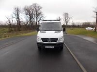 WANTED MERCEDES SPRINTER VAN