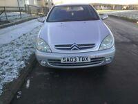 Automatic, Diesel, low mileage, citreon xsara, 2 litre, MOT'd until 28/09/18.
