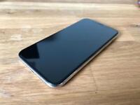 iPhone X Silver 64GB Silver White