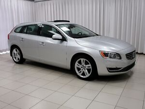 """2015 Volvo V60 """"""""ONE OWNER"""""""" T5 AWD WAGON"""