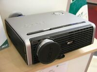 Acer Professional Projector PD523PD with Wall mount ideal for Home theatre or gaming