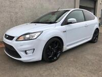 FORD FOCUS ST3 , 2011 *LOW MILES*RARE COLOUR*FINANCE AVAILABLE*YEARS MOT*FULL HISTORY*WARRANTY