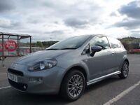 Fiat Punto 1.4 8v GBT (Brio Pack) 3 dr 2013 Hatchback.