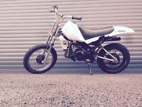 80cc motor bike 3gears fast