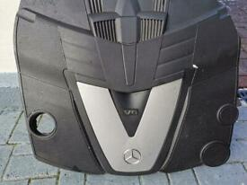 Mercedes S320 w221 engine cover