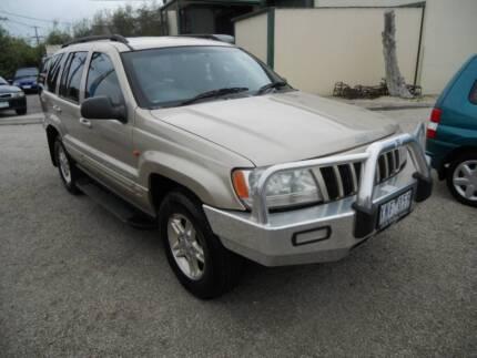 1999 Jeep Grand Cherokee ltd v8