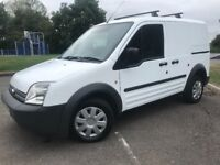 2009 FORD TRANSIT CONNECT- 12 MINTHS MOT - 1 OWNER - FULL SERVICE HISTORY - VERY CLEAN VAN -
