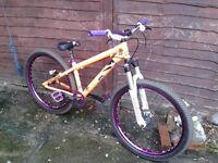 Commencal Absolut/Max Max jump,street,park bike