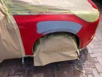 MOBILE CAR BODY REPAIRS AT CHEAP PRICE