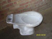 White Toilet pan (NEW)