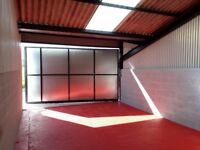 Storage Units - Fully refurbed - Please contact on mobile provided