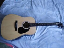 Stagg Accoustic Guitar