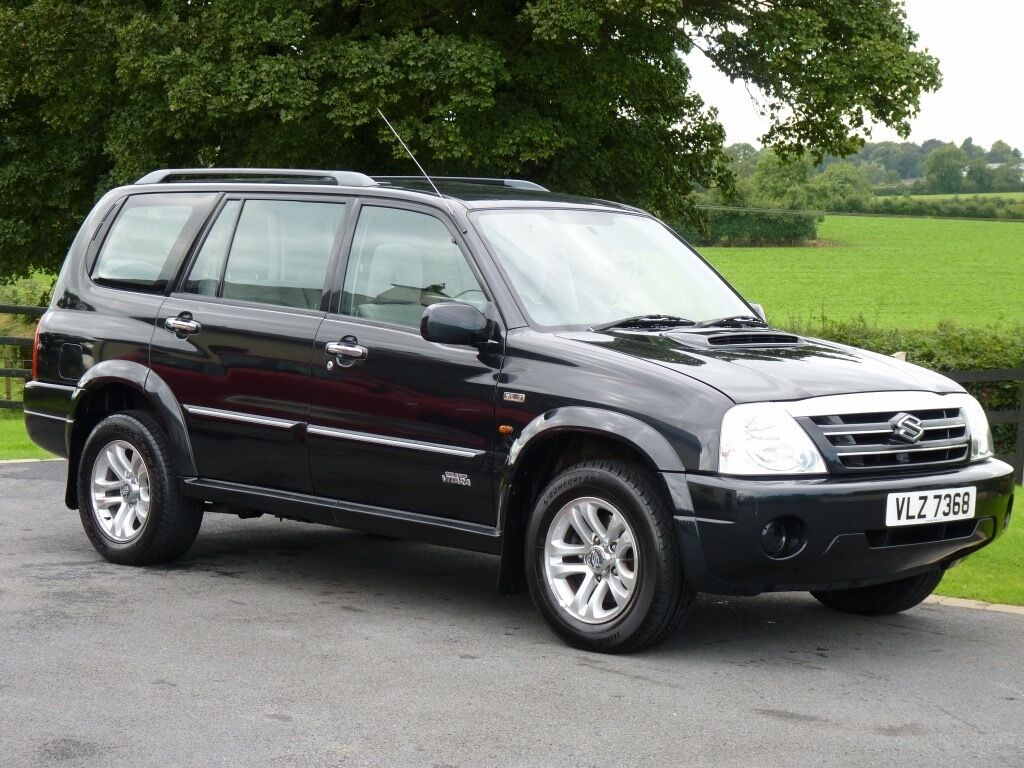 2005 suzuki grand vitara xl 7 td lwb 4x4 in banbridge county down gumtree. Black Bedroom Furniture Sets. Home Design Ideas
