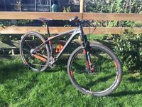Cube gtc slt 29r carbon mountain bike