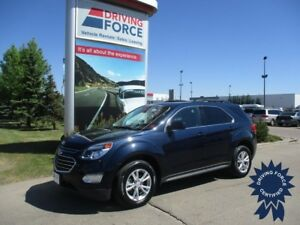 2017 Chevrolet Equinox LT 5 Passenger All Wheel Drive, 2.4L Gas