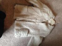 Zara 7-8 girls jacket