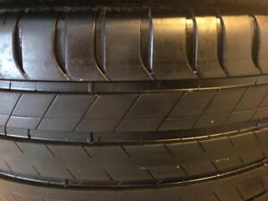 265/45/20.      295/40/20.    Staggered   Michelin latitude sport3 ete  6-8/32