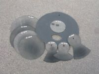Vic Firth Drum Silencer Pads