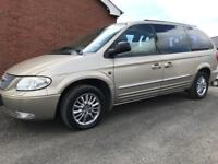 Chrysler Grand Voyager 3.3 V6 Petrol / Exellent for towing / 7 Seater
