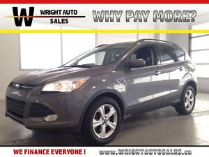 2014 Ford Escape SE  ECOBOOST  4WD  SYNC  HEATED SEATS  36,967KM