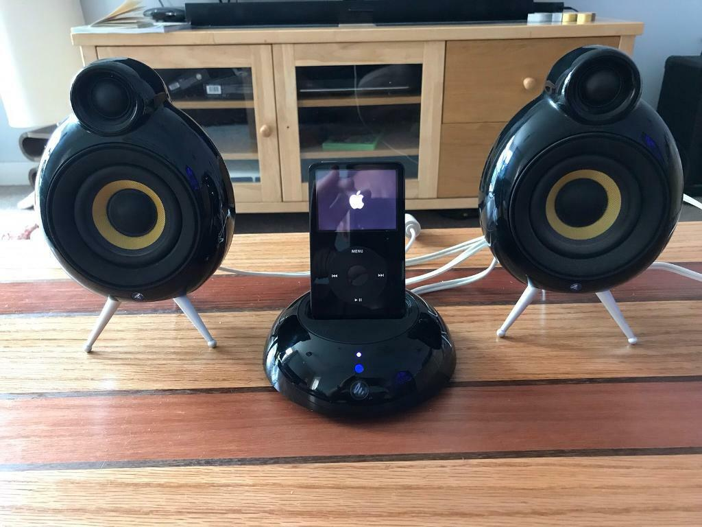 Scandyna iPod docking station and Micro Pod SE speakers | in Loughborough,  Leicestershire | Gumtree