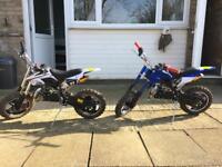 Dirt bike 2018 design 50cc