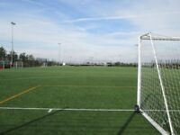 Play friendly football games every Sundays at Chobham Academy !