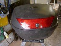 double helmet topbox