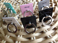Job Lot 20x iRing Mobile Stand*Finger Grip*Holder 360° Rotation 180° Swivel For All SmartPhones