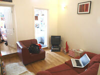 A stunning 2 double bedroom flat with private patio garden close to Finsbury Park & Archway tube