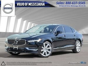 2018 Volvo S90 T6 AWD Inscription from 0.9%-6Yr/160,000- PreOwne