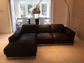 2 sofas and a chaise