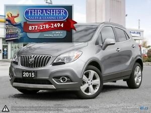 2015 Buick Encore AWD, Leather, Back up Cam