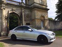 Stunning Mercedes-Benz C Class AMG Styling 2.2 * 12 MONTHS MOT *