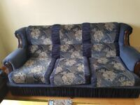 Large Sofa Suite for sale