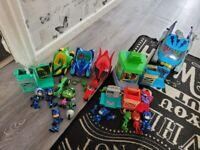 Paw patrol/ pj mask toys