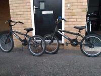 Bmx bikes buy one get one free