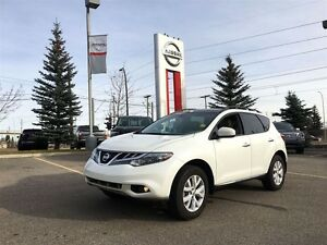 2012 Nissan Murano SL AWD LEATHER REMOTE START