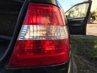 Bmw e46 saloon rear lights