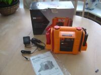 RAC 400amp rechargeable jump start system