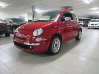 2013 Fiat 500C LOUNGE CONVERTIBLE *CUIR/AUTOMATIQUE*