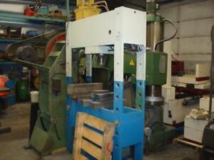 Hydraulic 100T  frame Press