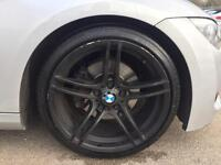 BMW 19 Inch 313 Style Alloys with Continental ContiSportContact Tyres