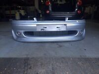 Used Vauxhall Vectra B GSi Front Bumper 1995-2002 In sIlver