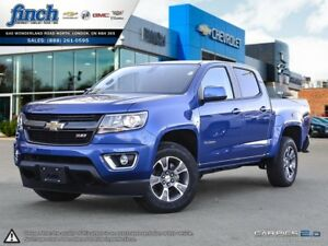 2018 Chevrolet Colorado Z71 CREW CAB 4X4