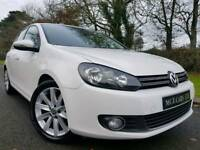 (White) Oct 2012 Volkswagen Golf 2.0 GT TDI, Full Leather! Heated Seats! Full FSH! FINANCE/WARRANTY