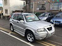 Suzuki Grand Vitara 2.0, 4x4, long mot 51 plate with private plate