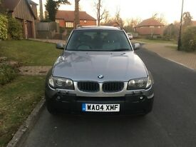 2004 BMW X3 SE AUTO, FULL BMW MAIN DEALER SERVICE HISTORY, SAT NAV, LONG MOT, HPI CLEAR