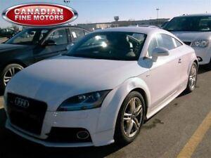2012 Audi TT CLEAN CARPROOF-NAVI-CAM
