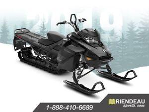 2019 Ski-Doo Summit SP 165 850 E-TEC Demarreur electrique